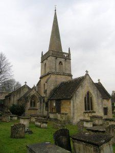 St. Thomas a Becket Church, Box
