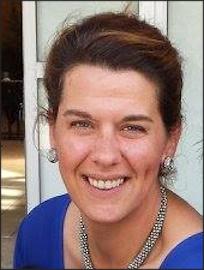 Celine Lhuissier-Tudoce,  Présidente / President  Présidente / President
