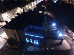 Le Mairie - vue de la Place Marcel Gaurmont
