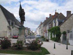 Jeanne d'Arc, Sainte-Catherine de Fierbois