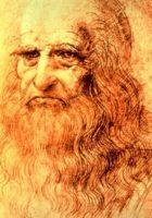 Leonardo da Vinci - auto-portrait