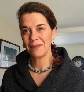 Celine Lhuissier-Tudoce, Présidente