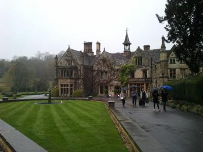 Manor Hotel Castle Combe