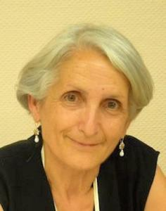Francine Gabriau,  1er Adjointe du Maire / 1st Assistant to the Mayor