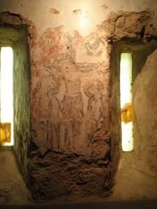 Ancien fresque / Old fresco