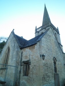 St Christopher's Ditteridge