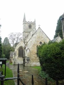 St Andrew's Church Castle Combe